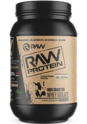 RAW Protein Vanilla
