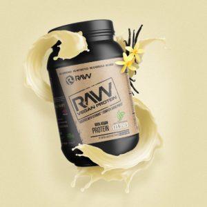 RAW Protein Vanilla Bean
