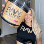 RAW Pump female Athlete