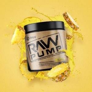 RAW Pump Pineapples