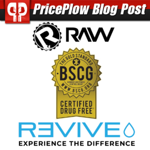 RAW Revive BSCG PricePlow