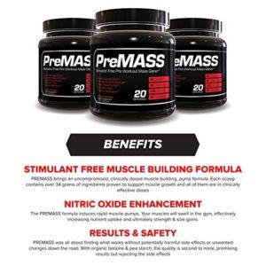 RAW Synergies Pre MASS Benefits