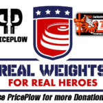 Real Weights for Real Heroes