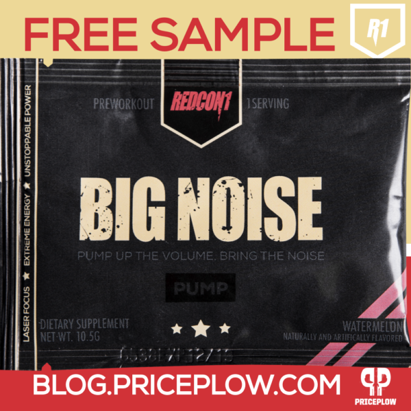 RedCon1 Big Noise Free Sample
