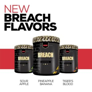 RedCon1 Breach New Flavors