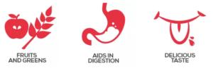 RedCon1 GI Juice Benefits