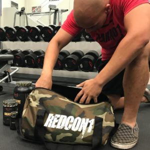 RedCon1 Gym Bag