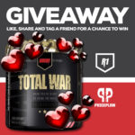 RedCon1 LOVE IS WAR Contest