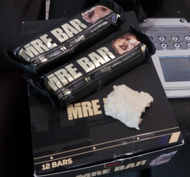 RedCon1 MRE Bar Review