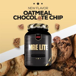RedCon1 MRE Lite Oatmeal Chocolate Chip