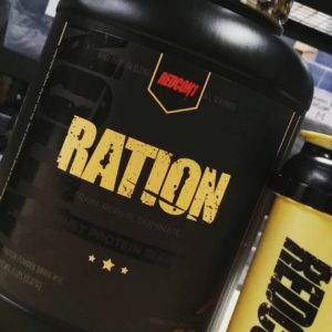 RedCon1 Ration Closeup