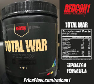 RedCon1 Total War New Formula