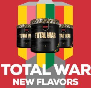 RedCon1 Total War Flavors