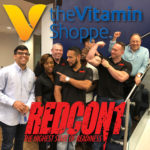 RedCon1 Vitamin Shoppe Launch