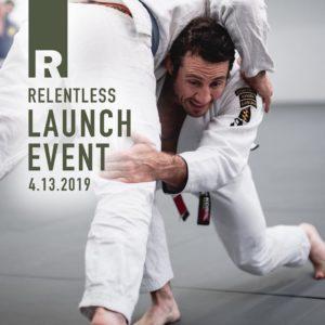 Relentless Launch Event