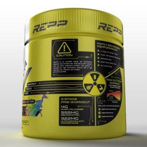 Repp Reactr Benefits