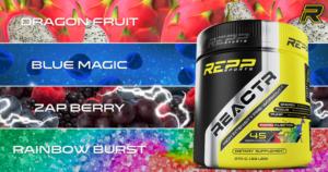 Repp Sports Flavors