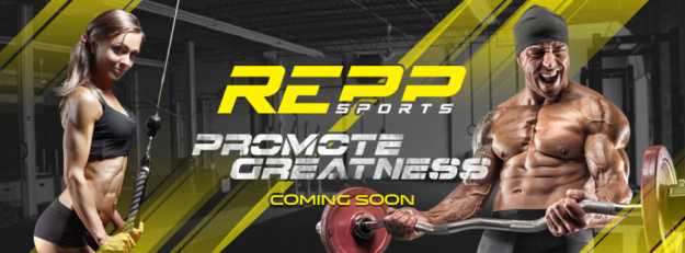 Repp Sports Coming Soon