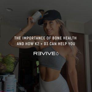 Revive K2 D3 Benefits