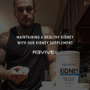 Revive MD Kidney Benefits
