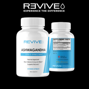 Revive MD Ashwagandha Black