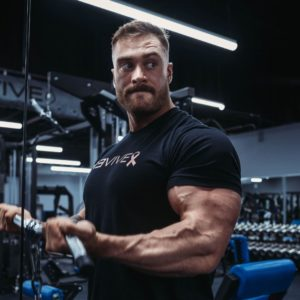 Revive MD Chris Bumstead Gym