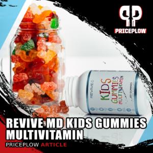 Revive MD Kids Gummies Multivitamin