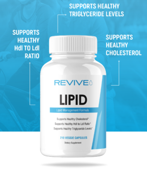 Revive MD Lipid Graphic