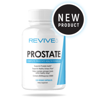 Revive MD Prostate Graphic