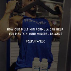 Revive Multimin Benefits