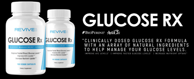 Revive Supps Glucose RX