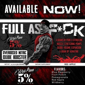 Rich Piana Available Now