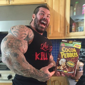 Rich Piana Cereal