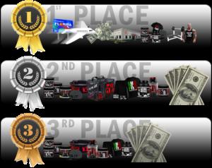 Rich Piana Challenge Prizes