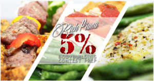 Rich Piana Bodybuilding Contest Prep Meal Plan