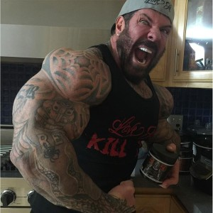 Rich Piana Jacked