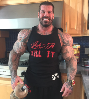Rich Piana Love it Kill It