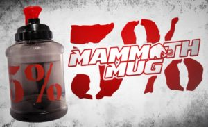 Rich Piana Mammoth Jug