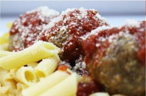 Rich Piana Meatballs