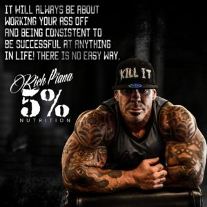 Rich Piana Motivation