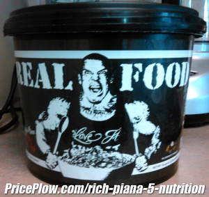 Rich Piana Real Carbs Review