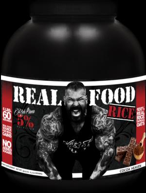 Rich Piana Real Food Rice