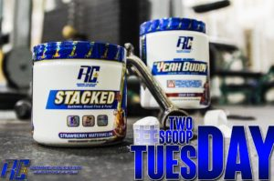Ronnie Coleman Stack