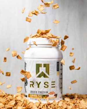 Ryse Loaded Protein Cinnamon