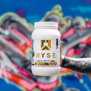Ryse Supps Loaded Protein Fruity