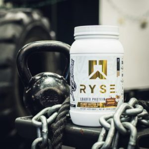 Ryse Loaded Protein Kettlebell