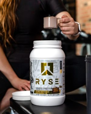 Ryse Loaded Protein PB Cup