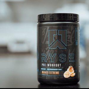 Ryse Supps Blackout Pre Mango