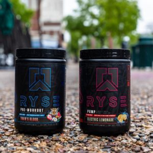 Ryse Supps Blackout Pre Pump