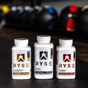 Ryse Supps Health Line
